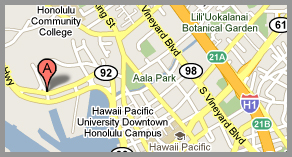 Honolulu Community College Campus Map.Ht T Truck Center Contact